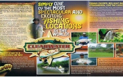 FREE PUBLICITY FOR DARWIN FISHING LODGE